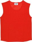 Red Training Bibs