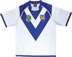 Bulldogs Home Supporter Jersey Mens