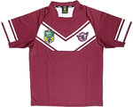 Manly Sea Eagles Home Supporter Jersey Mens