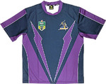 Melbourne Storm Home Supporter Jersey Mens