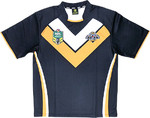 Wests Tigers Home Supporter Jersey Mens