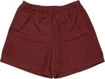 Maroon Training Micro Fibre Shorts