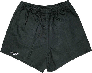 Black Rugby Union Short