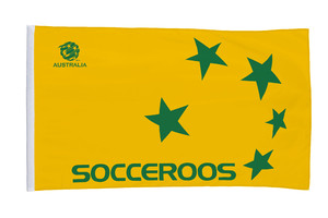 Socceroos Logo Large Flag