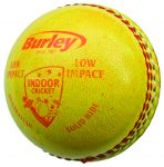 BURLEY LOW IMPACT Indoor Cricket Balls Box of 12