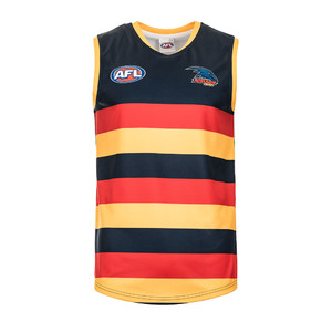 Auskick Adelaide Sleeveless Youth Replica Guernsey