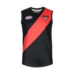 Auskick Essendon Sleeveless Youth Replica Guernsey
