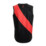 Auskick Essendon Sleeveless Youth Replica Guernsey  - 1