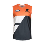 Auskick GWS Sleeveless Youth Replica Guernsey