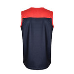 Auskick Melbourne Sleeveless Youth Replica Guernsey  - 1