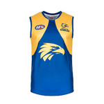 Auskick West Coast Sleeveless Youth Replica Guernsey