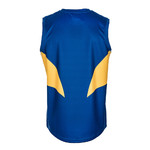 Auskick West Coast Sleeveless Youth Replica Guernsey  - 1
