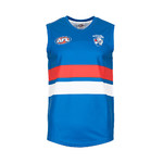 Auskick Western Bulldogs Sleeveless Youth Replica Guernsey