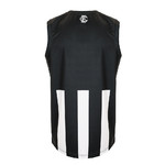 Collingwood Sleeveless Youth Replica Guernsey  - 1