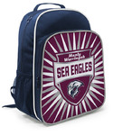 Manly Sea Eagles Junior Shield Backpack