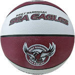 Manly Sea Eagles Basketball Size 5