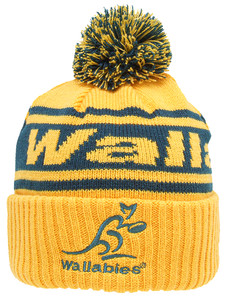 Wallabies Striker Beanie
