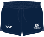 Comet Bay College Running Shorts