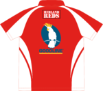 Hedland Reds Club Polo Womens - 1
